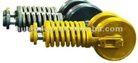 Excavator Track adjuster assembly, recoil spring, tensioning device
