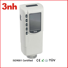 India cheap handheld skin color meter with PC software NR110