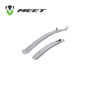 Hot sell bike parts fast disassembly custom 26 inch plastic bicycle mudguard fender