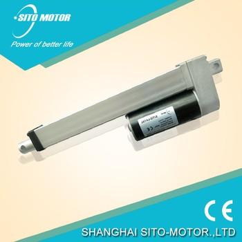 Hospital Bed 12v/24v Electric Linear Actuator 600mm Stroke Mini ...