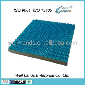 Dual Layer Pressure Relieving Foam Gel seat cushion (A)