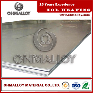 Ohmalloy Inconel X-750 Plate/Sheet