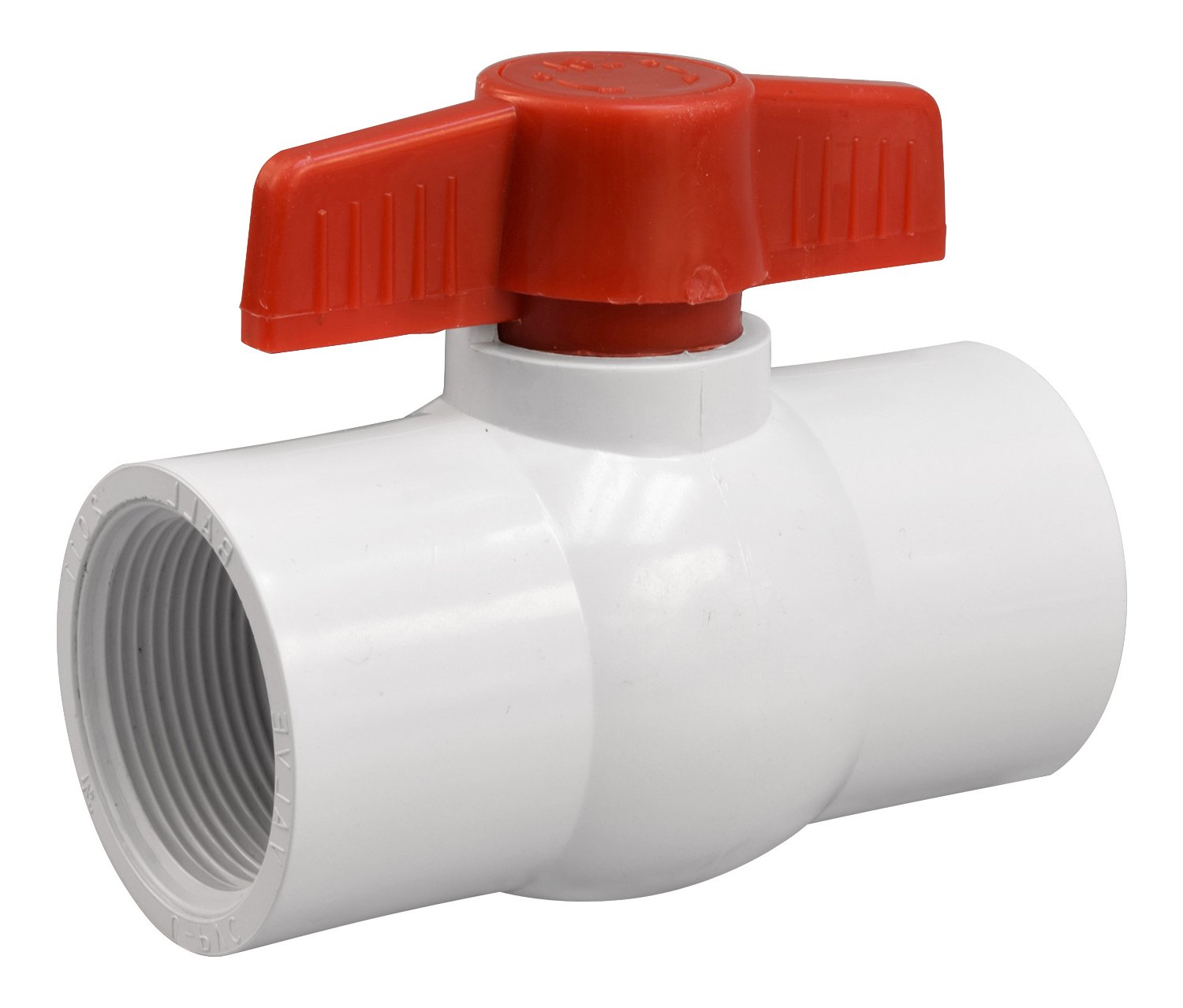 Midwest Control SSMF-50NL 1000 PSI CWP 1//2 FPT 316SS Lead-Free Certified Ball Valve