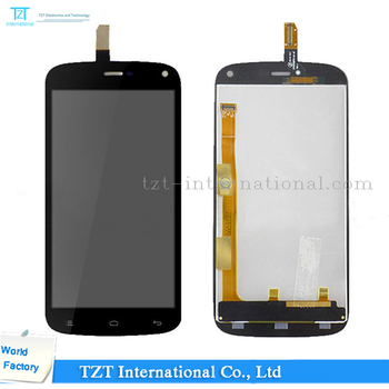 TZT Factory for BLU L102 Lcd Display 100% Work Perfectly Mobile Phone LCD Display for BLU Life Play X L102 L102a