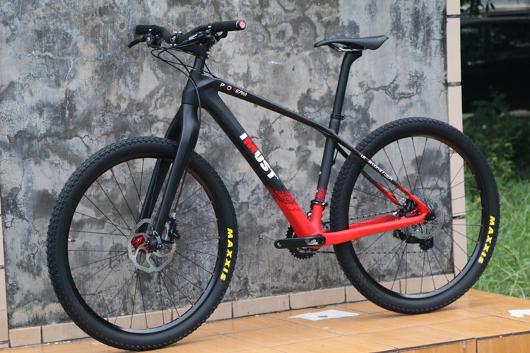 Lightweight Chinese Cheap Carbon Mountain Bike Frame Ud Weave 650b
