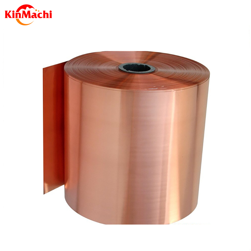 Custom Made High Electrical Conductivity Astm C11000 copper strip hyderabad