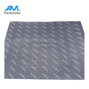 Custom logo cotton Tissue Wrapping Paper for Gift Packaging cloth garments packing