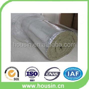 Lana mineral rodillos de aislamiento de lana de roca otros - Precio lana mineral ...
