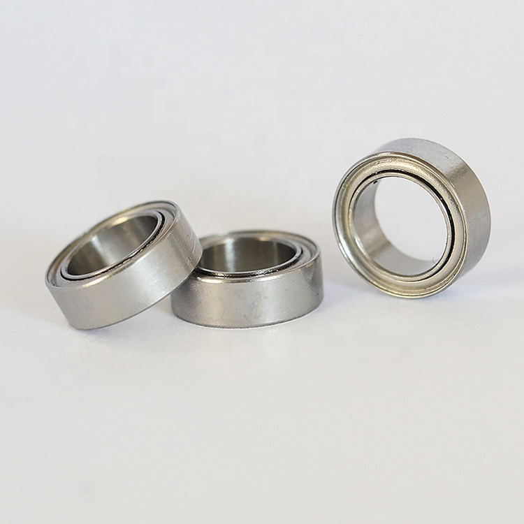 In stock hot 2*5*2.5mm stainless steel miniature SMR52ZZ