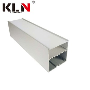 China top industrial extruded triangle anodized aluminum extrusion profile