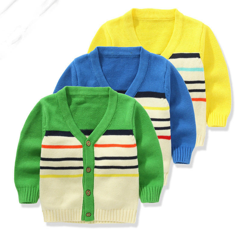 5ffcabc34 Get Quotations · 2015 new autumn winter fashion boys sweater kids high  quality cardigan sweater coat 100% cotton