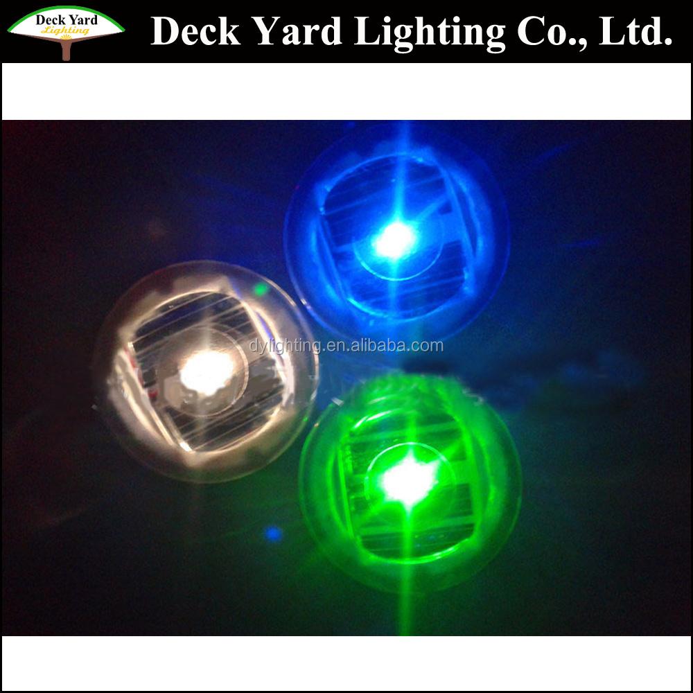 100 solar round decking light cheap round step deck light f