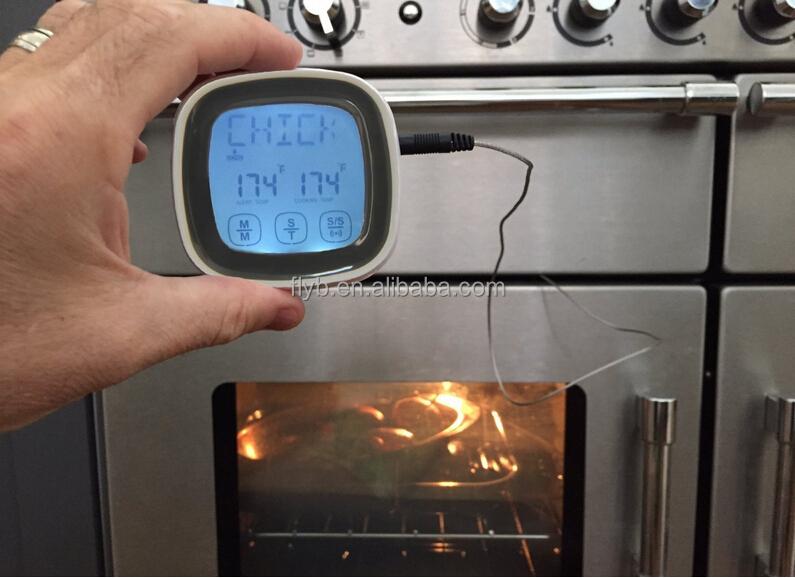 Cozinhar term metro de forno a g s para medidor de for Temperatura forno pizza