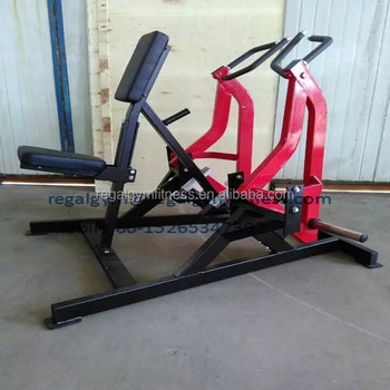 hammer strength iso lateral row machine