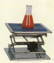 Durable and portable screw lift table small lifting platform for laboratory