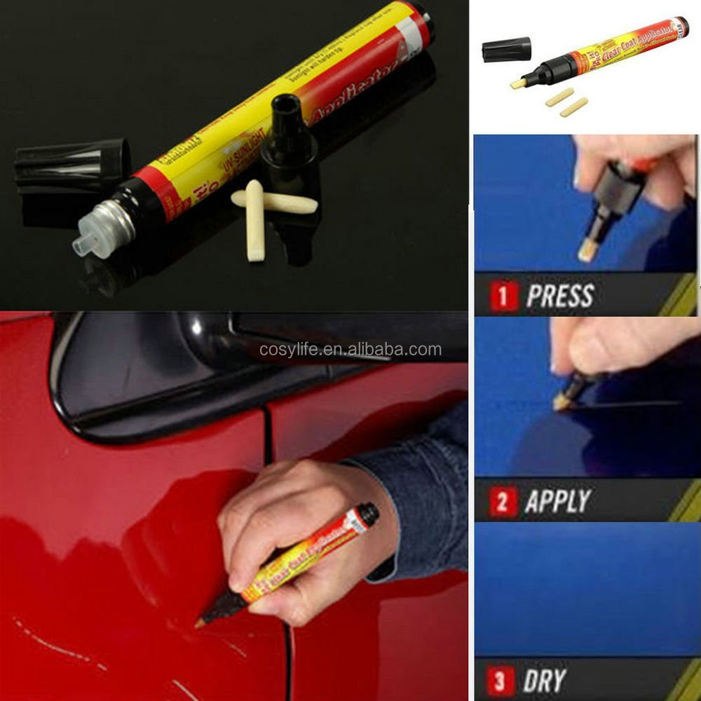 Car scratch remover pen car scratch remover pen suppliers and manufacturers at alibaba com