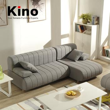 Modern Linen Fabric Sofa Set,Cheap L Shaped Sofa Set,Washable Sofa Living  Room