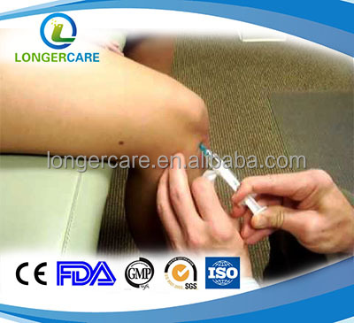 hyaluronic acid knee injection for joint <strong>health</strong> either for shoulder and arm 2ML