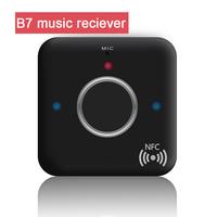 Bluetooth 4.1 APTX NFC Audio 3.5mm Receiver for Home Car Sound System