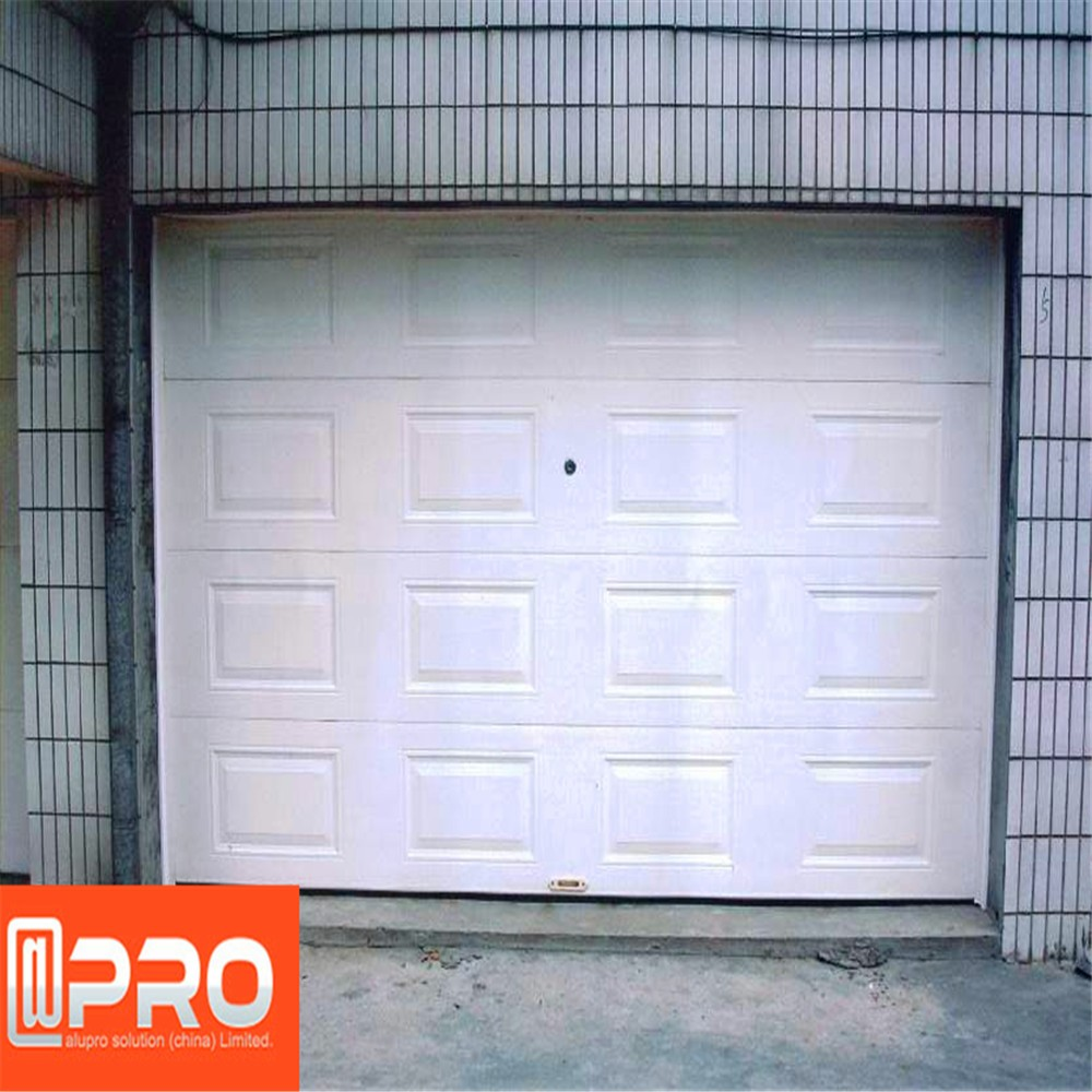 New design modern garage door panels glass garage door, View ...