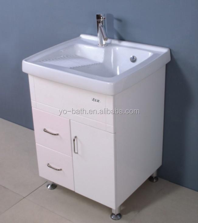 Tanque de lavar roupa com armário DO PVCPenteadeiras para banheiroID do pro -> Armario De Banheiro Pvc