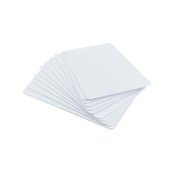 Polyethylene Terephthalate Material PEG Plastic ID Photo Blank Card With EM4200/EM4205/EM4305/EM4450 Chip