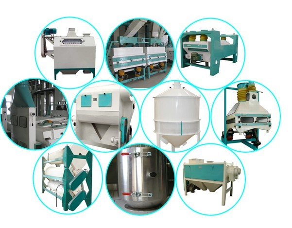 50t 60t 70t 80t 90t 100t 120t 150t flour mill machinery prices/plantain flour/flour making machine