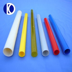 High Demand Colored PVC Pipe