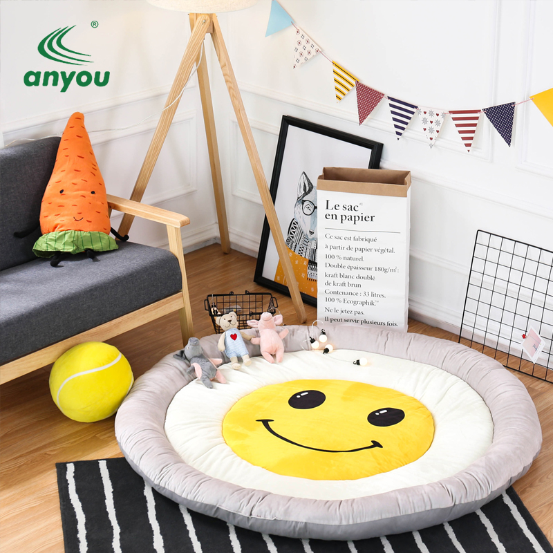 wholesale 100% Waterproof Baby Care Play Carpet Mat