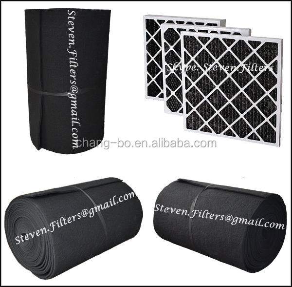 Hight Quality Activated Carbon Sponge Filter Mesh Used To Remove ...