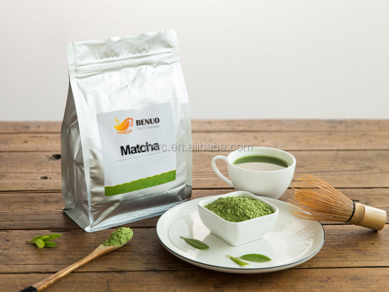 EU / USDA Standard Ceremonial 2000 Mesh Matcha Green Tea Powder