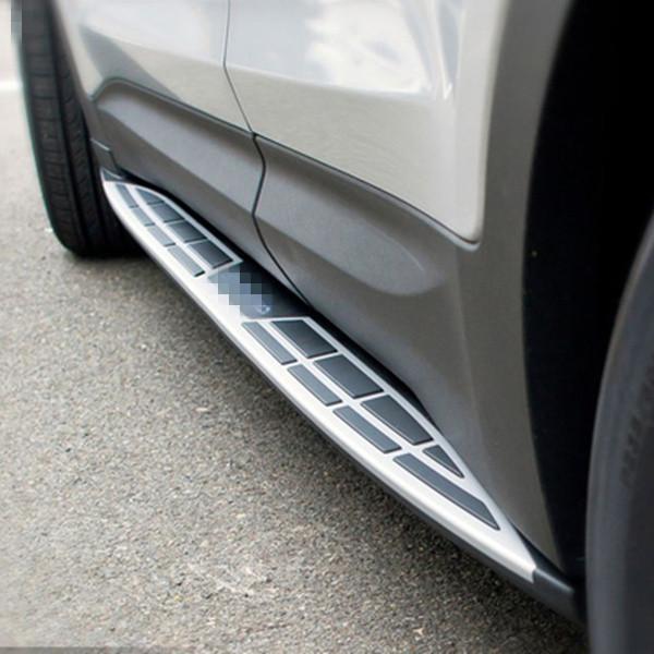 Santa Fe Accessories Running Boards For Hyundai Santafe