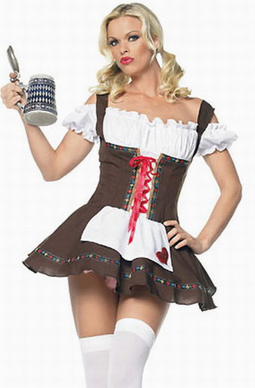 Naked german girl costume, ladys mast