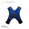10kg Neoprene Weight Lifting Vest Fitness Exercise Gym Equipment BSCI Factory