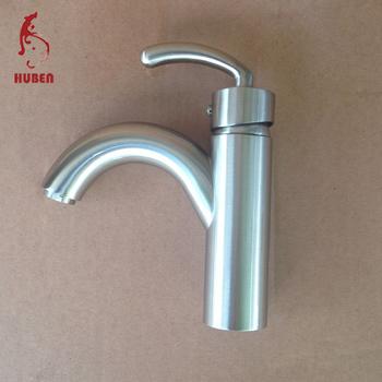 Old Bathroom Brushed Nickel Paint Chrome Basin Faucet - Buy Brushed ...