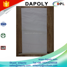 laminated square bottom gusset cement packing bags pp cement block bottom bag