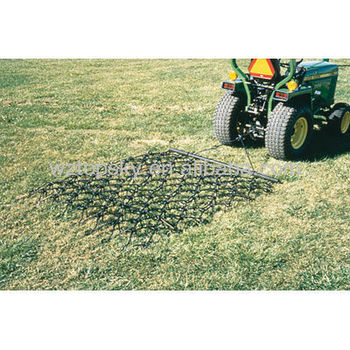 Lawn tractor mounted harrow rake buy garden tractor rakestractor lawn tractor mounted harrow rake workwithnaturefo