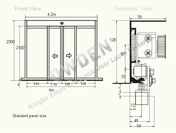 Automatic Glass Doors For Retail Outlets Buy Automatic Glass Door