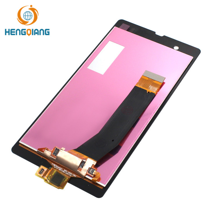 12 months warranty for sony xperia z1 mini spare parts lcd display replacement