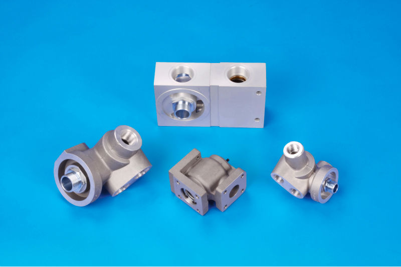 Thermostatic Valve / Bypass Valve For Air Compressor