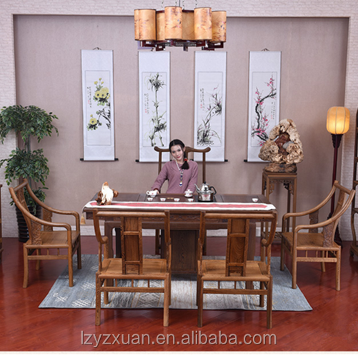 Charm classic style hot selling 2016 Chinese altar table modern hall tables Chinese wooden carved tea table