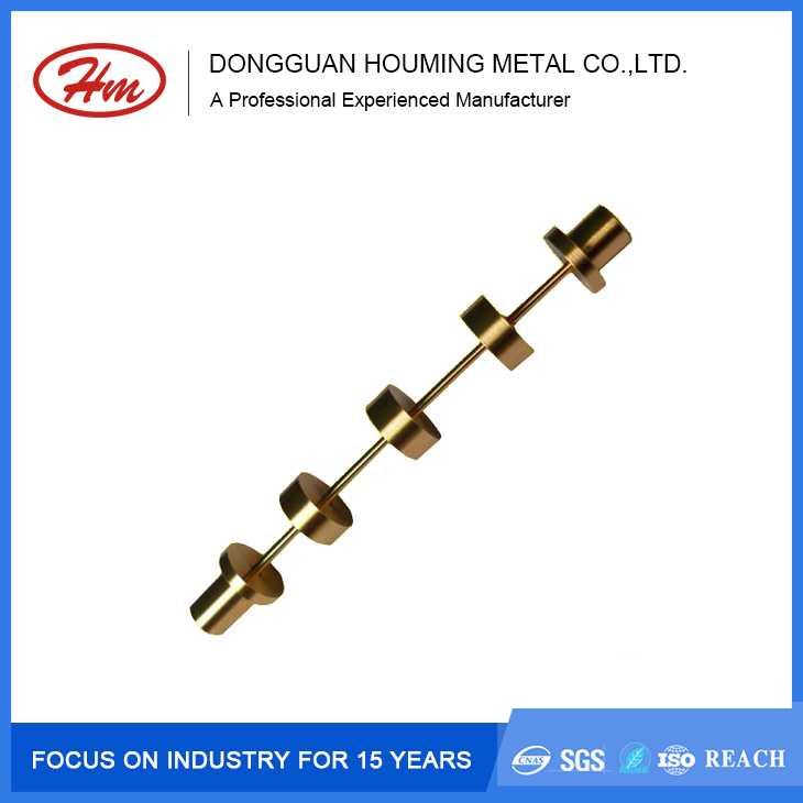 High Precision Mini CNC Metal Central Machinery Lathe Parts