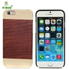 Hot selling wooden mobile phone cover for smart phone iphone 6