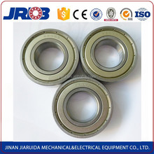High Precision Deep Groove Ball Motorcycle Engine Parts Steering Bearing 6205z 25*52*15 mm