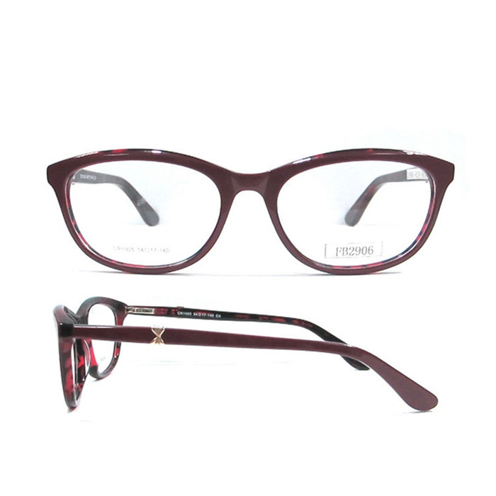 Factory Directly Provide Anime Glasses Frame Acetate Optical