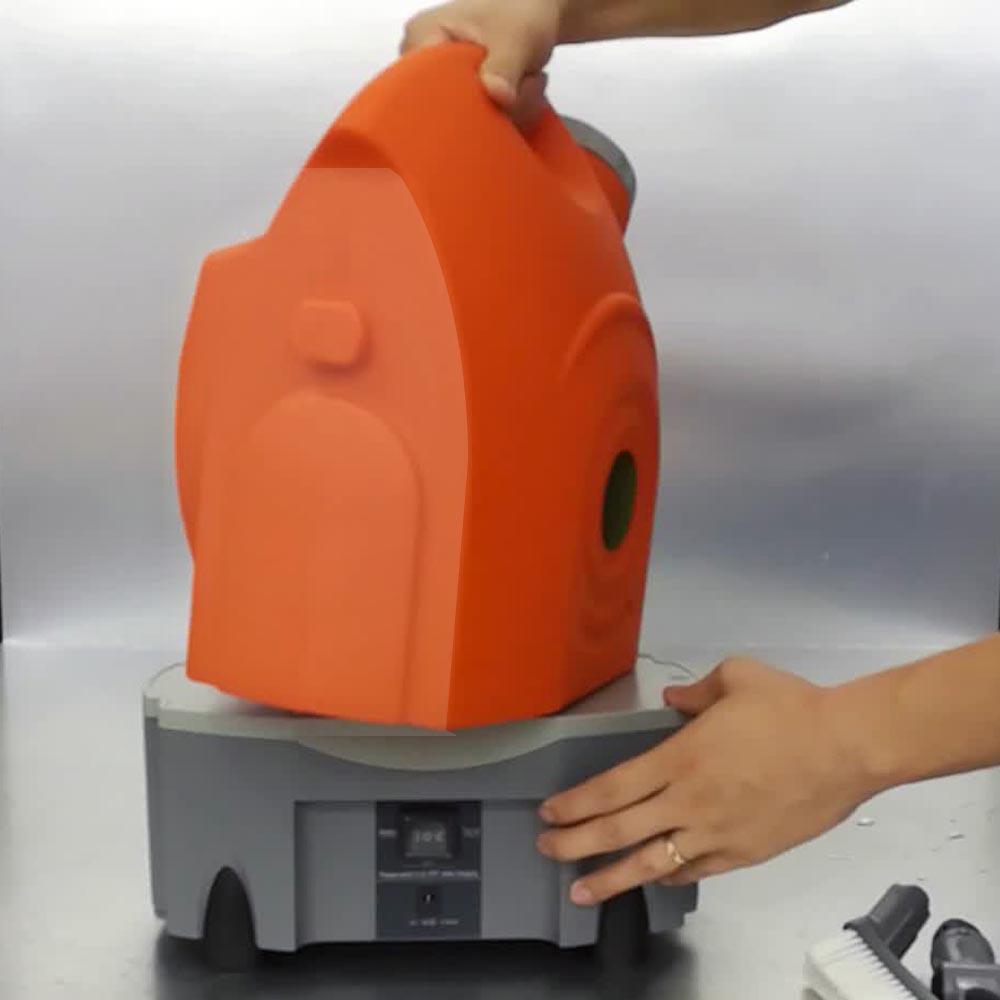 Asidero Limpiador 17l Bomba De Agua De Alta Presi 243 N