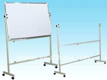 mobile magnetic whiteboard easel stand ld108 - Whiteboard Easel