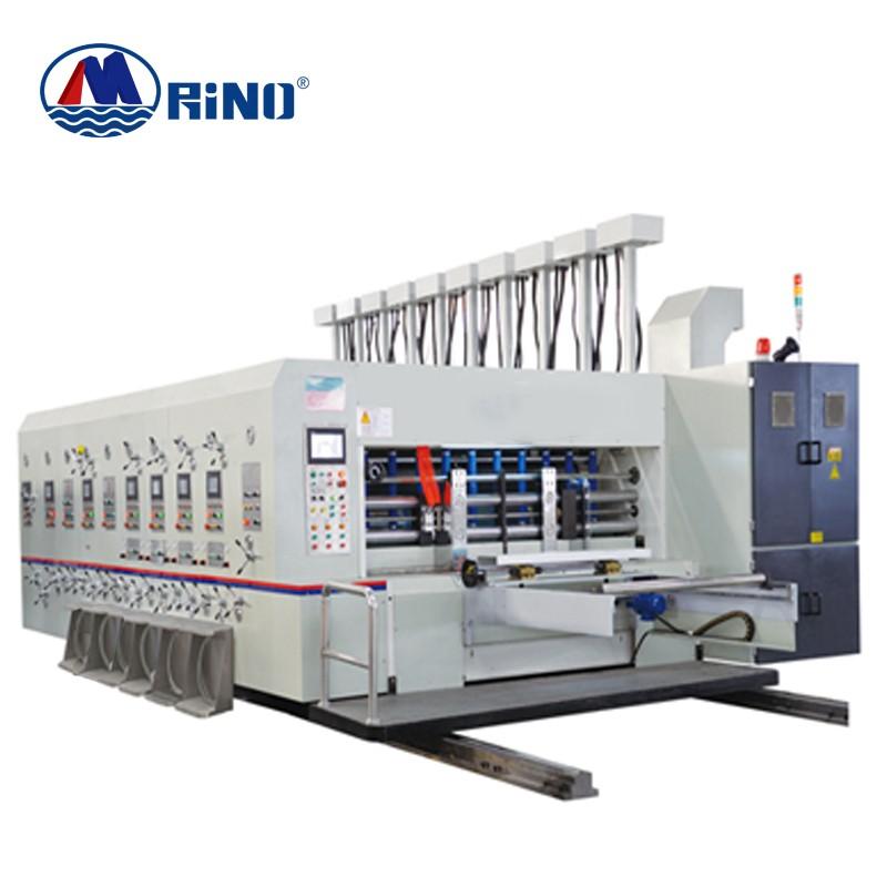 Multicolor Flexo Printing Machine Carton Box Printing Machine