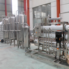 Best price mineral water / table drinking water treatment plant for sale