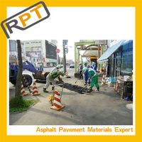 What kind of asphalt pavement need to use asphalt repair product ?